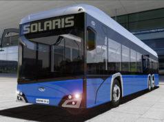 bus listrik panjang