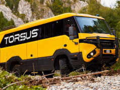 BUS OFFROAD