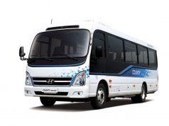 bus listrik hyundai