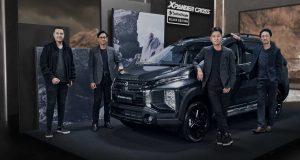 Mitsubishi Indonesia didepan Xpander Cross Rockford Fosgate Black Edition