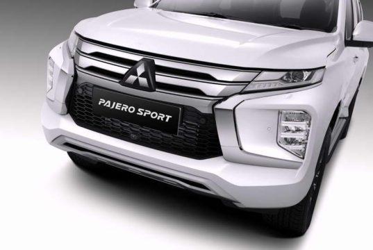 Mitsubishi Pajer Sport